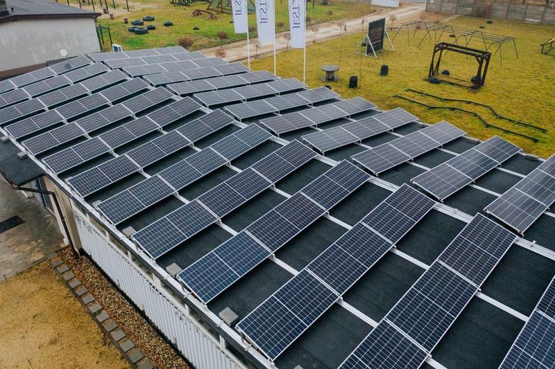 MINUTOR Energia - instalacja fotowoltaiczna Gliwice